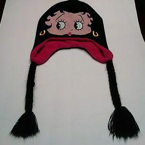 Women's/Girl's Betty Boop Hat